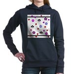 Hearts and Flowers Hooded Sweatshirt