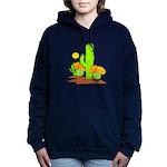 cactus plants Hooded Sweatshirt