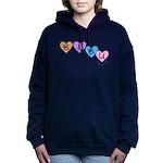 Baby Love Women's Hooded Sweatshirt