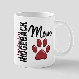 Rhodesian Ridgeback Mom 2 Mugs