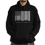 Don't Vote Everything Is Fine Hoodie (dark)