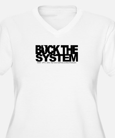 Buck The System T-Shirt