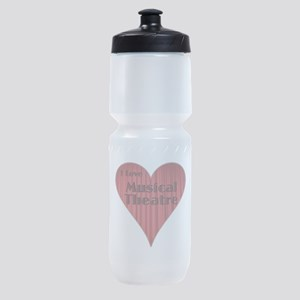 ilovemusicaltheatre Sports Bottle