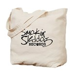 Smokin' Sleddog Tote Bag