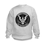 Minuteman Civil Defense Kids Sweatshirt