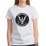 Minuteman Civil Defense Women's T-Shirt