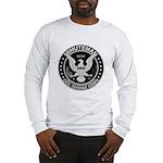 Minuteman Civil Defense Long Sleeve T-Shirt