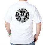 Minuteman Civil Defense Golf Shirt