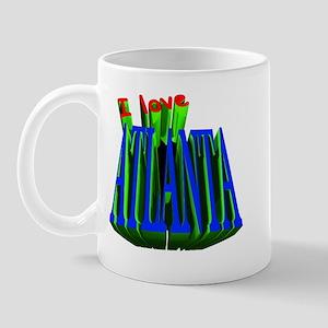 ATLANTA Mug