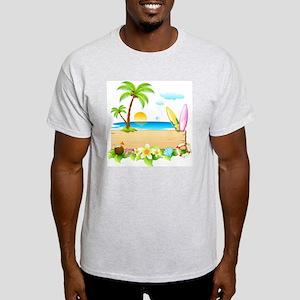 Tropical Surd Light T-Shirt