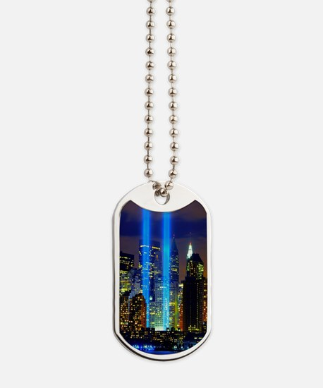911 Twin Towers Dog Tags
