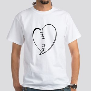 Left Congenital Heart Defect Scar Design T-Shirt