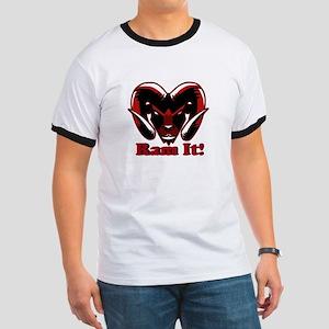 Red Ram It Head T-Shirt