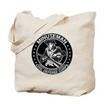 Minuteman Civil Defense Tote Bag