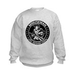 Minuteman Civil Defense Kids Sweatshirt