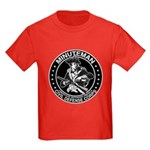Minuteman Civil Defense Kids Dark T-Shirt
