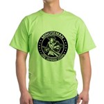 Minuteman Civil Defense Green T-Shirt