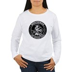 Minuteman Civil Defense Women's Long Sleeve T-Shir
