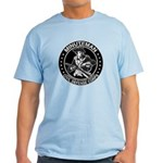 Minuteman Civil Defense Light T-Shirt