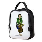 nocomiccon042digcol Neoprene Lunch Bag