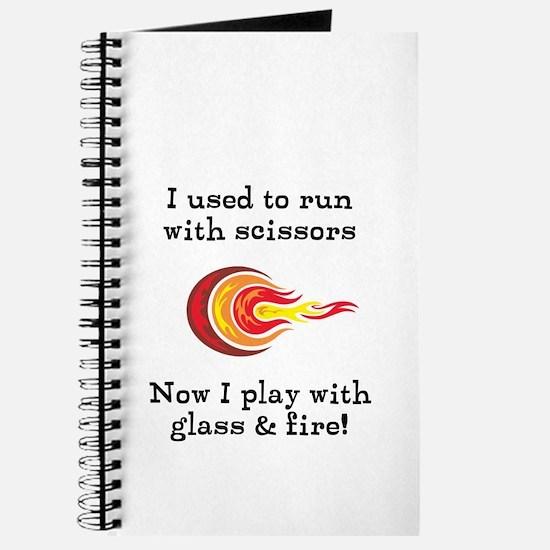 Glass Fire Journal