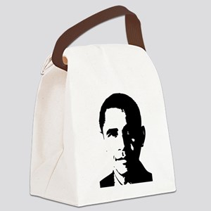 Barack Obama Canvas Lunch Bag