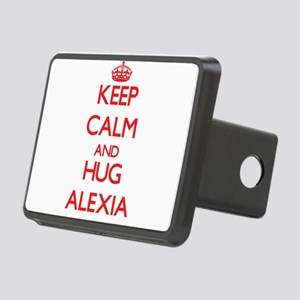 Keep Calm and Hug Alexia Hitch Cover