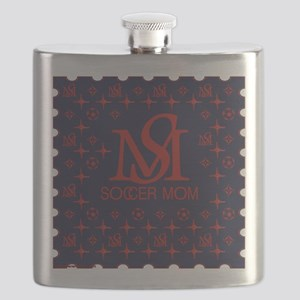 LouisV Soccer Mom Flask