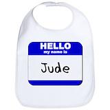 Hey jude Cotton Bibs