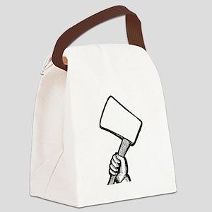 Hatchet Canvas Lunch Bag