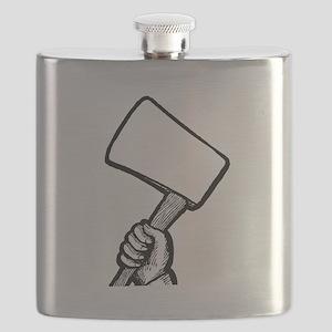 Hatchet Flask