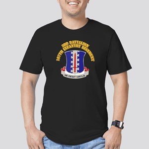 DUI - 3rd Battalion - 187th Infantry Regiment with