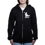 iBoard Women's Zip Hoodie