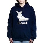 iBoard Women's Hooded Sweatshirt