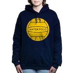 Water Polo Ball Hooded Sweatshirt