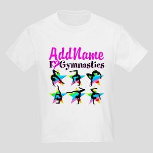 AWESOME GYMNAST Kids Light T-Shirt