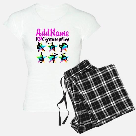 AWESOME GYMNAST Pajamas
