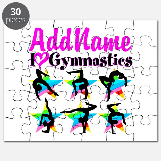 AWESOME GYMNAST Puzzle