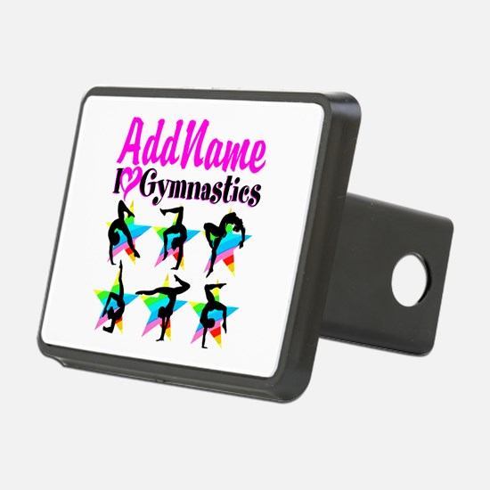 AWESOME GYMNAST Hitch Cover