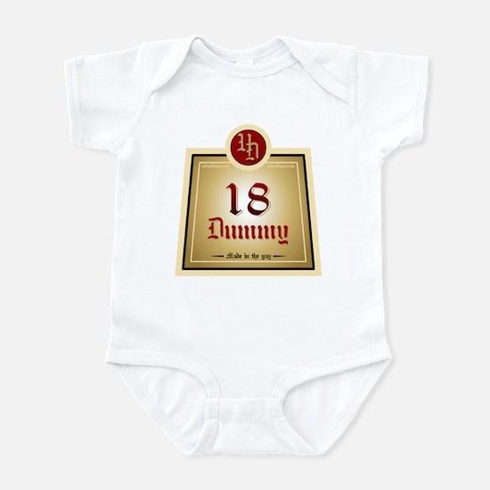 18 Dummy Juice Infant Bodysuit