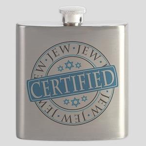 Certified Jew Flask
