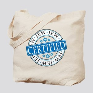 Certified Jew Tote Bag