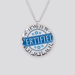 Certified Jew Necklace
