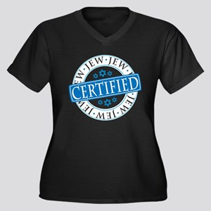 Certified Jew Plus Size T-Shirt