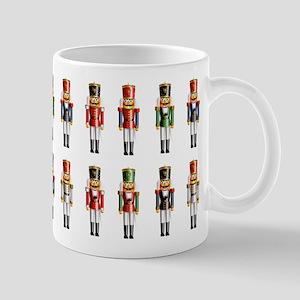 Nutty Nutcracker Toy Soldiers Mug