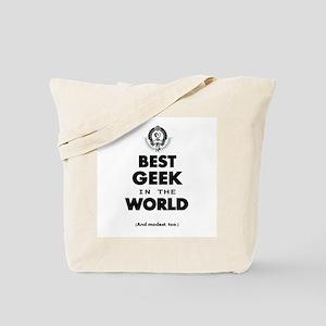 Best 2 Geek copy Tote Bag
