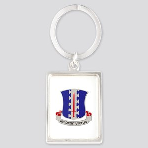 DUI - 3rd Battalion - 187th Infantry Regiment Port