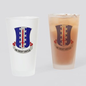 DUI - 3rd Battalion - 187th Infantry Regiment Drin