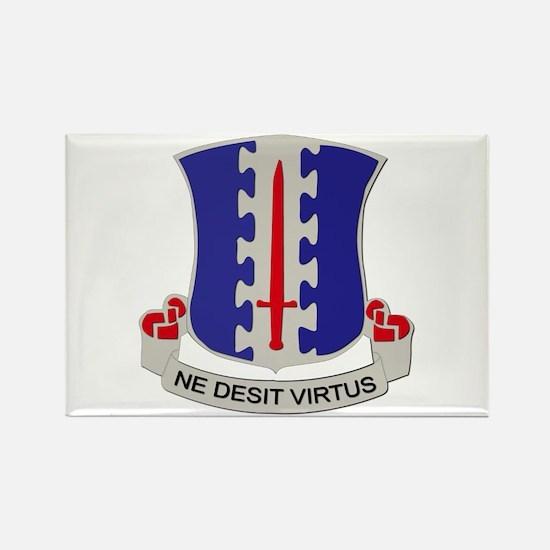 DUI - 3rd Battalion - 187th Infantry Regiment Rect