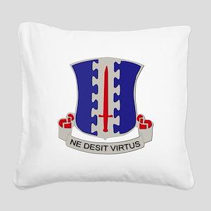 DUI - 3rd Battalion - 187th Infantry Regiment Squa